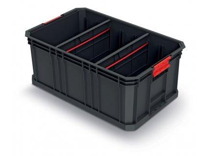 modularni prepravni box s 2 prepazkami modular solution 520x329x210
