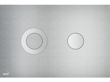 Ovládacie tlačidlo Flat TURN kov-mat / lesk