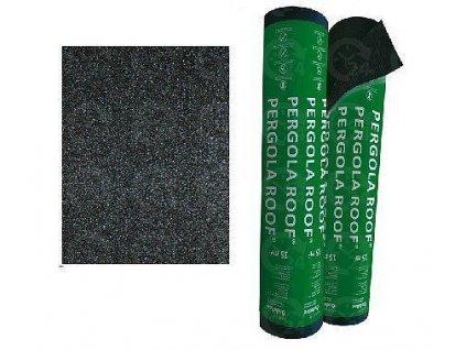 Asfaltový pás PERGOLA ROOF modifikovaný černý ONDULINE šindel 15m2