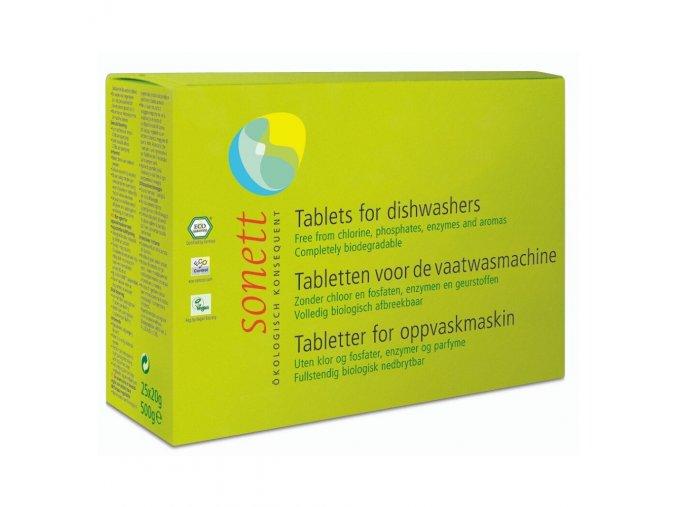 sonett tablety do mycky (25ks) 500g