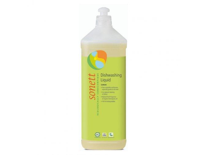 sonett tekuty prostredek na nadobi citron 1l