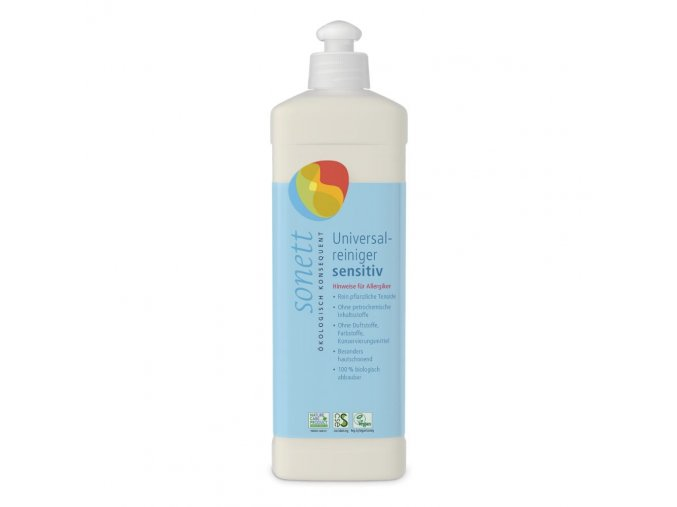 sonett univerzalni cistic sensitive 500ml