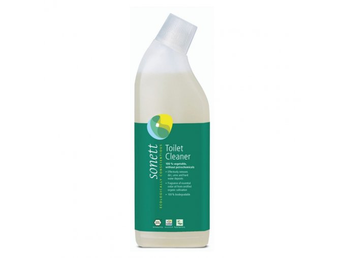sonett wc cistic cedr citronela 750ml