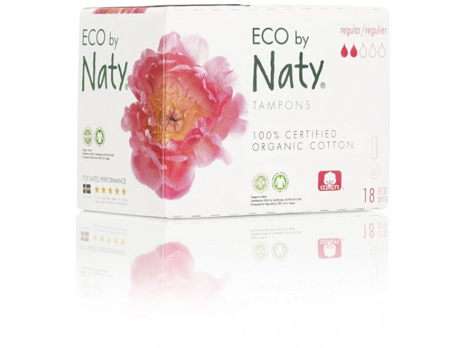 naty tampons normal