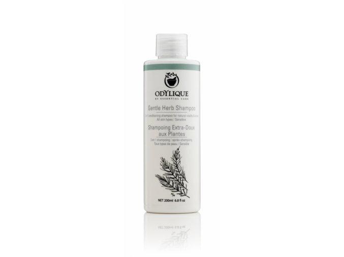 ODYLIQUE - Jemný bylinkový šampon 200ml (velikost balení 200ml)
