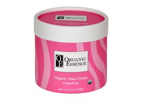 Shea Cream Grapefruit Closed