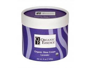 Shea Cream Lavender Closed
