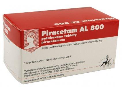 PIRACETAM AL 800
