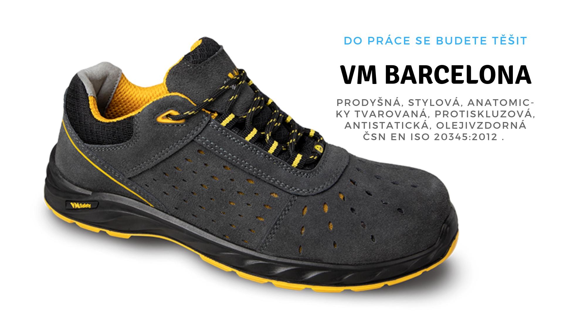 VM obuv