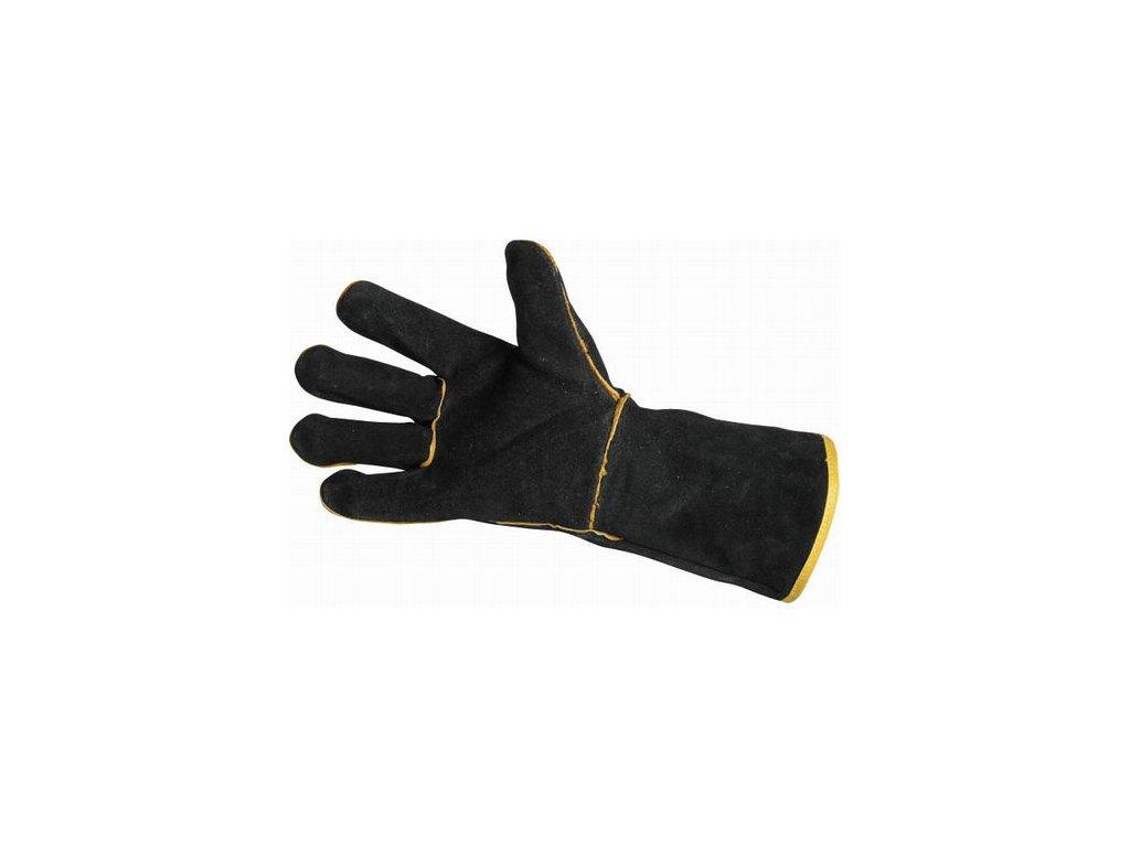 e8fbc79c82e SANDPIPER celokožené pracovní rukavice - Novotný NOPO CB