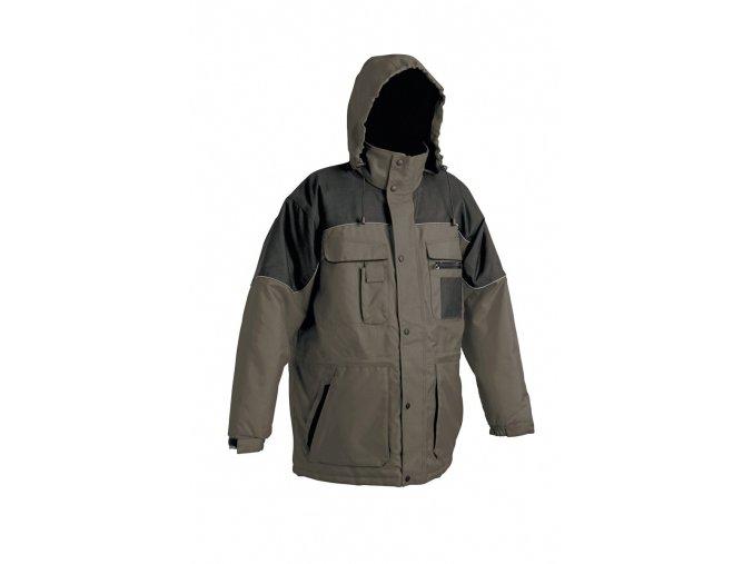 zimní bunda ULTIMO šedá
