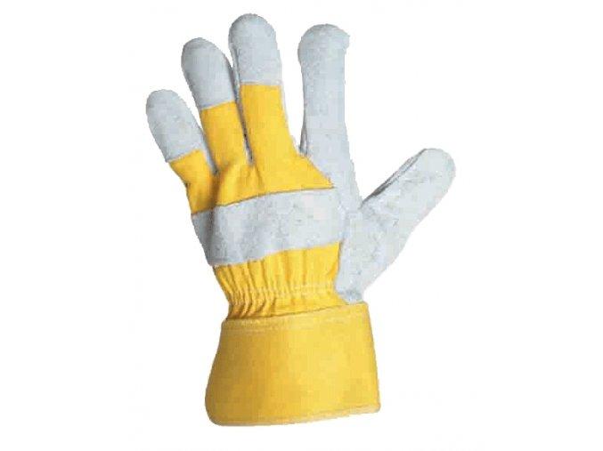EIDER rukavice  kombinované 10