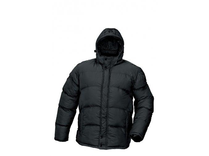 zimní bunda MESLAY černá