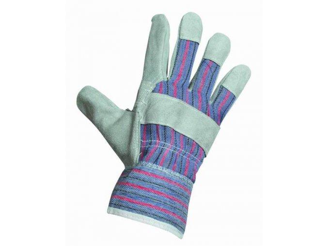 GULL-GINO rukavice kombinované 10,5