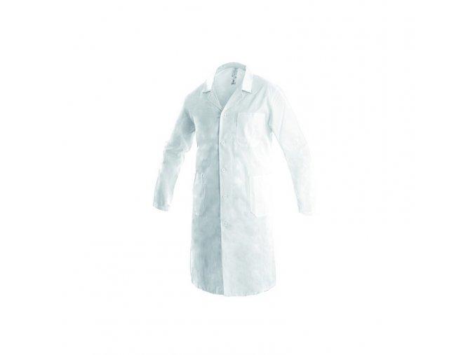 pánský pracovní plášť ADAM bílý
