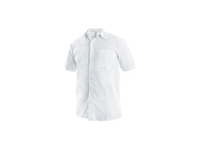 RENÉ pánská košile bílá
