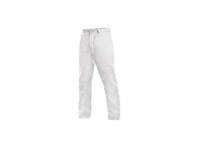 ARTUR pánské kalhoty bílé