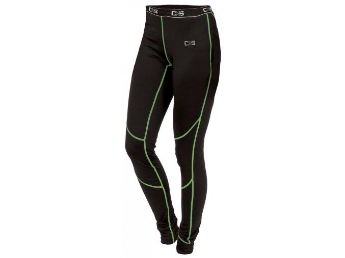 Dámské funkční spodky REWARD, černo zelené