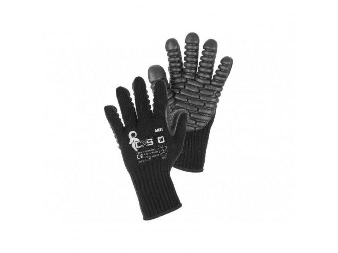 rukavice antivibracni amet