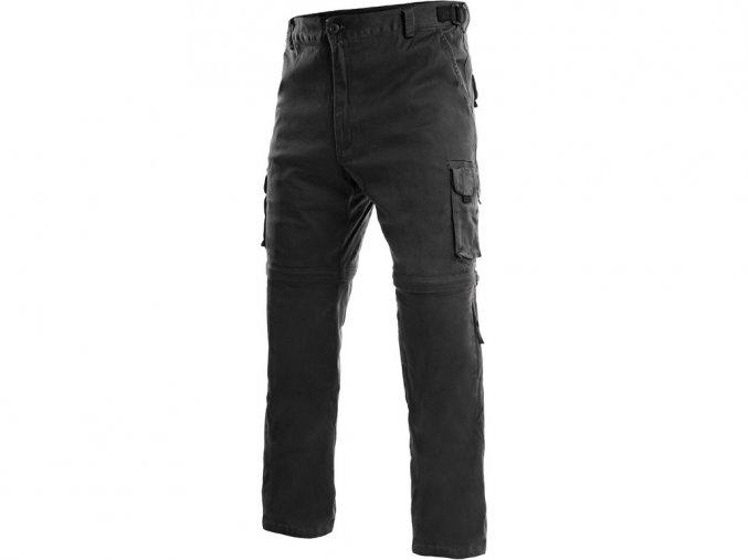 Venator kalhoty černé