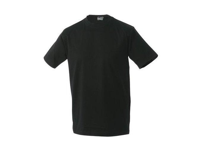 James a Nicholson JN002 pánské tričko 4XL černé