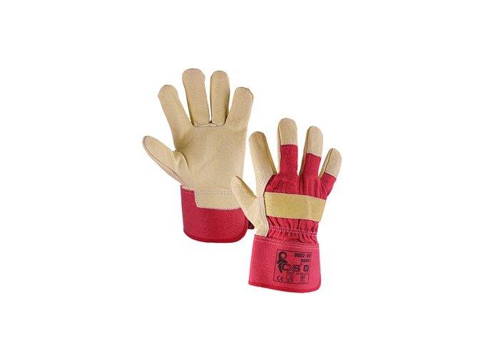 BUDY  vel. 11 rukavice kombinované