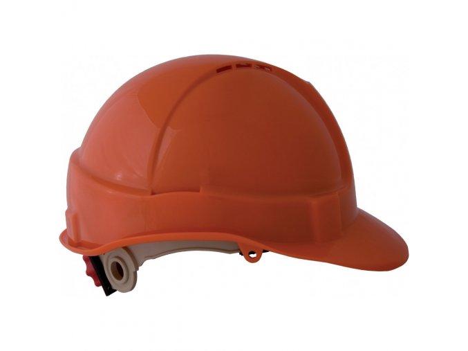 Přilba SH-1 oranžová