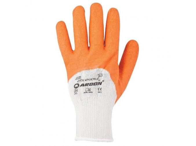 DICK KNUCKLE  rukavice pracovní vel. 10