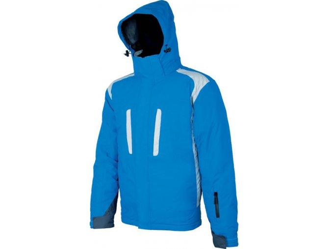 ALASKA pánská bunda modrá