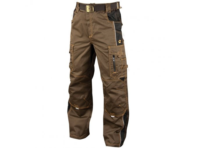 Ardon kalhoty pas VISION 02 Tarmac  + 3 páry rukavic Petrax +