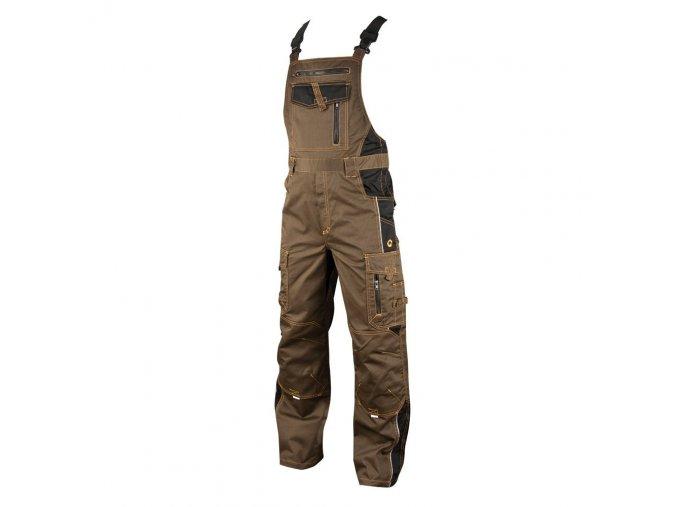 ARDON VISION  kalhoty lacl tarmac  + 3 páry rukavic Petrax +