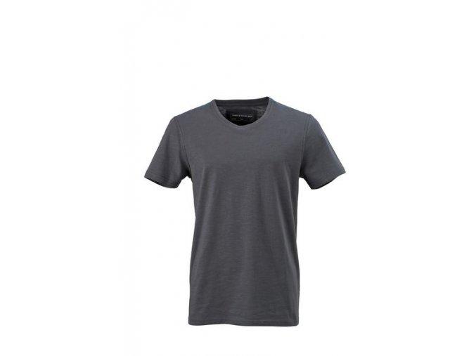 JN978 pánské triko URBAN šedé