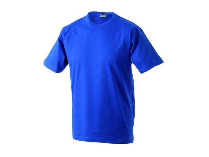 James a Nicholson JN002 pánské tričko 4XL modré