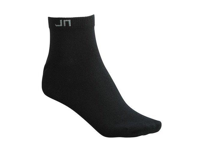 James a Nicholson funkční ponožky kotníkové JN206 černé