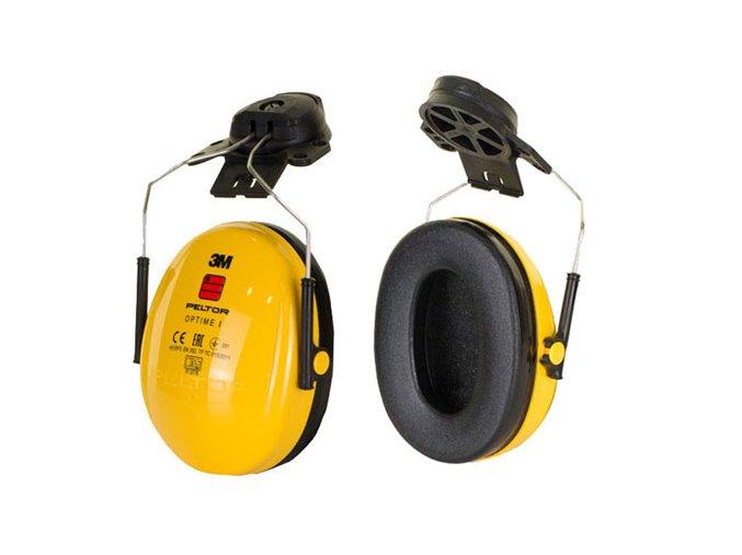 Sluchátka na přilbu PELTOR H510P3E-405-GU
