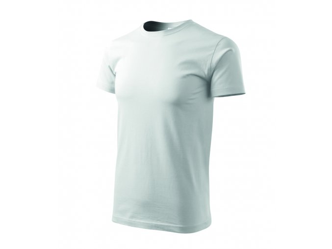 TEESTA triko bavlněné bílé