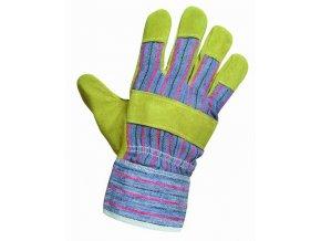 TERN - TOD rukavice kombinované