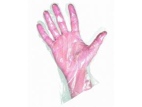 rukavice DUCK jednorázové polyetylenové