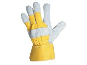 EIDER rukavice  kombinované