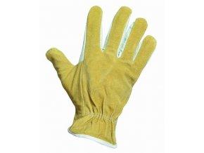 HERON celokožené pracovní rukavice