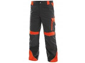 CXS SIRIUS BRIGHTON,kalhoty do pasu šedo-červená