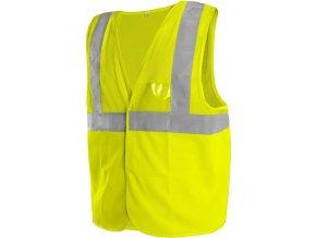 žlutá vesta