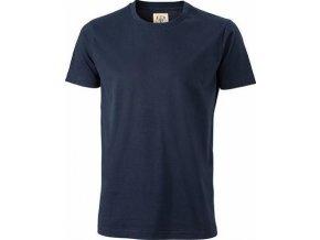 tričko tmavě modré