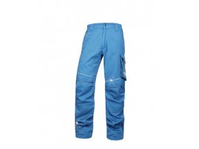 Kalhoty do pasu Urban Summer modrá