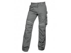 Kalhoty do pasu URBAN šedé