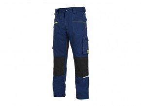 Canis CXS Stretch Kalhoty pánské tmavě modro-černé