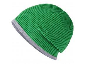 MB7127 fleesová čepice zelená