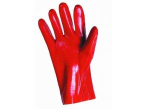 REDSTART rukavice pracovní gumové v.10