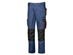 HARRISON pracovní kalhoty pas modré