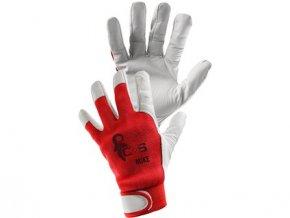rukavice MIKE, dětské, kombinované vel. 05
